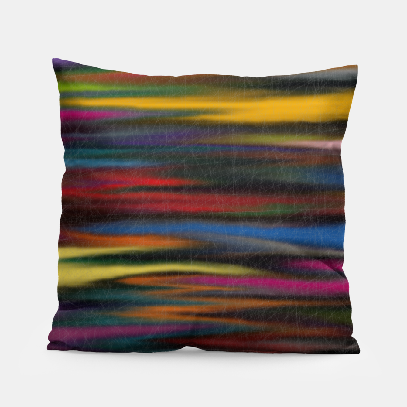 Image of colorful Pillow - Live Heroes