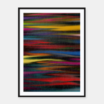 colorful Framed poster thumbnail image