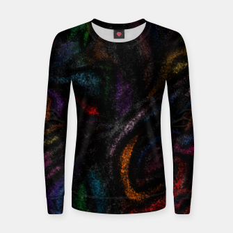 Thumbnail image of silent colors Women sweater, Live Heroes