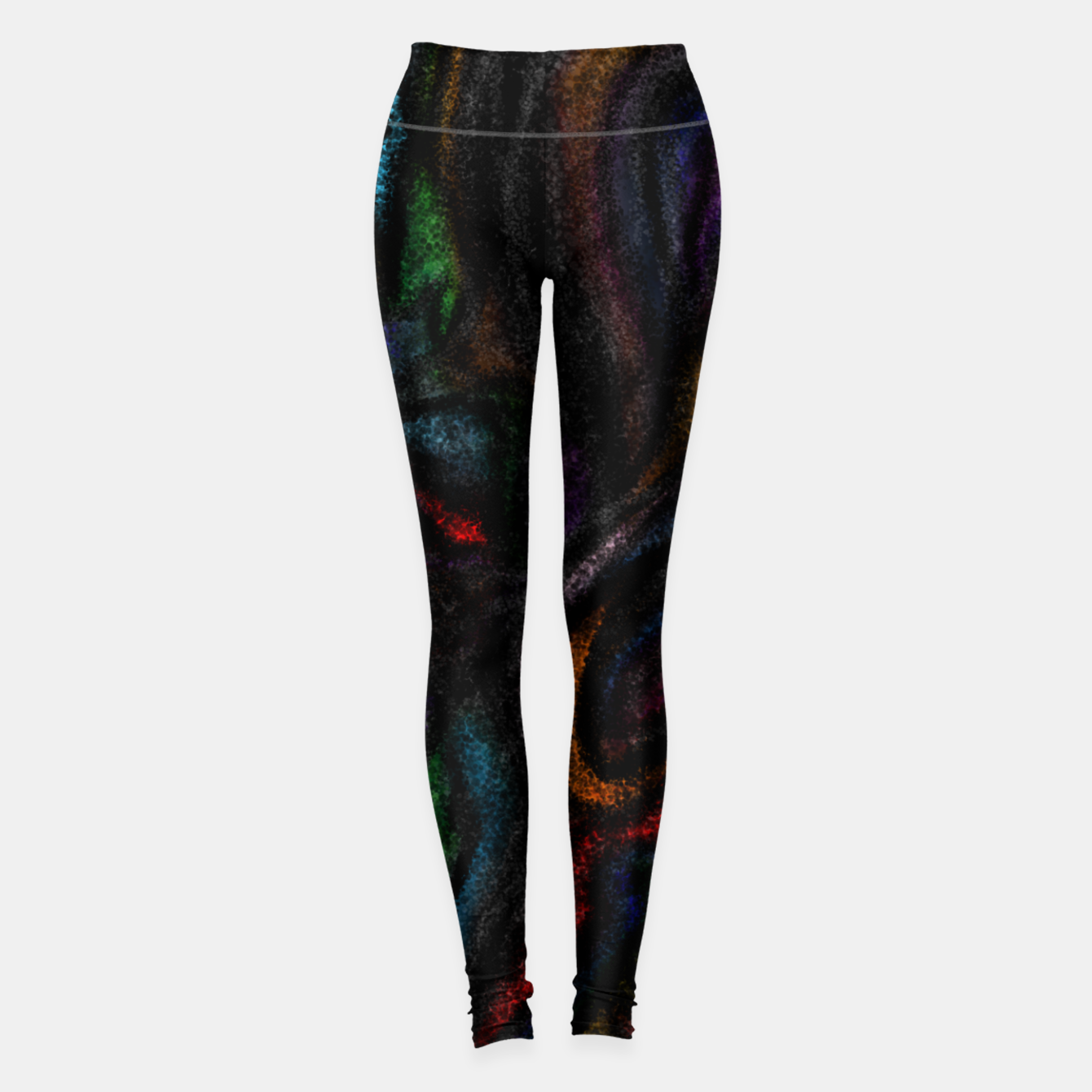 Image of silent colors Leggings - Live Heroes