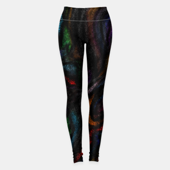 Thumbnail image of silent colors Leggings, Live Heroes