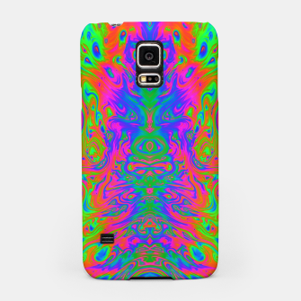 Thumbnail image of Slurp (psychedelic, swirl, trippy) Samsung Case, Live Heroes