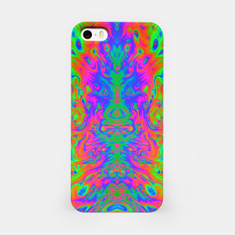 Thumbnail image of Slurp (psychedelic, swirl, trippy) iPhone Case, Live Heroes