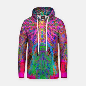 Baked By A Southwest Prayer (trippy, psychedelic, abstract) Hoodie thumbnail image
