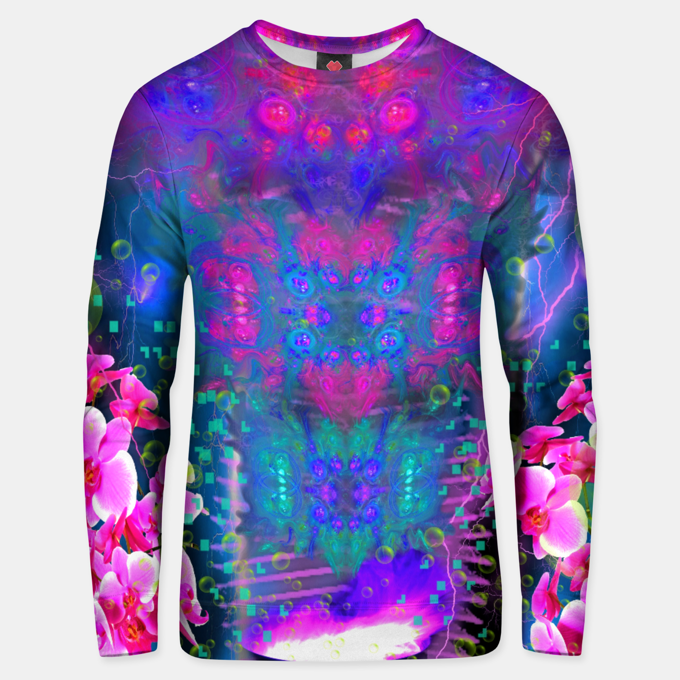 Image of Witch Passion Brew (abstract, psychedelic) Unisex sweater - Live Heroes