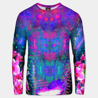 Thumbnail image of Witch Passion Brew (abstract, psychedelic) Unisex sweater, Live Heroes