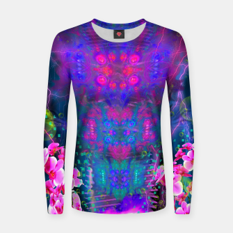 Thumbnail image of Witch Passion Brew (abstract, psychedelic) Women sweater, Live Heroes