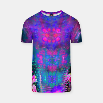 Thumbnail image of Witch Passion Brew (abstract, psychedelic) T-shirt, Live Heroes