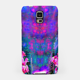 Miniatur Witch Passion Brew (abstract, psychedelic) Samsung Case, Live Heroes