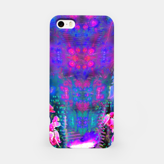 Miniatur Witch Passion Brew (abstract, psychedelic) iPhone Case, Live Heroes
