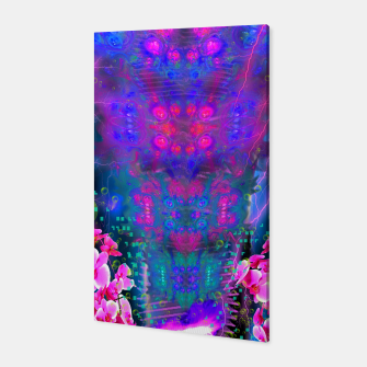 Thumbnail image of Witch Passion Brew (abstract, psychedelic) Canvas, Live Heroes