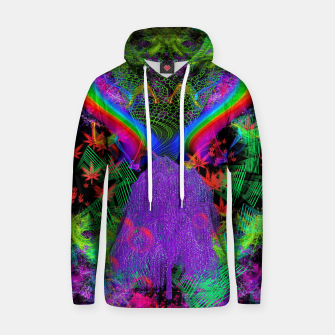 Thumbnail image of Willow Haze Vortex (psychedelic, trippy, visionary) Hoodie, Live Heroes