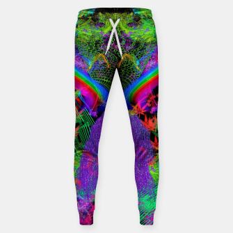 Thumbnail image of Willow Haze Vortex (psychedelic, trippy, visionary) Sweatpants, Live Heroes