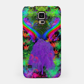 Thumbnail image of Willow Haze Vortex (psychedelic, trippy, visionary) Samsung Case, Live Heroes