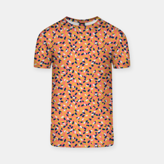 Miniaturka Sun-kissed Flowers in the Coral Gardens  T-shirt, Live Heroes
