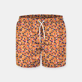Miniaturka Sun-kissed Flowers in the Coral Gardens  Swim Shorts, Live Heroes
