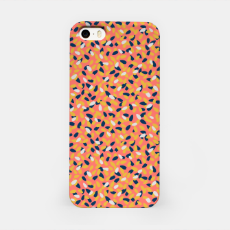 Miniaturka Sun-kissed Flowers in the Coral Gardens  iPhone Case, Live Heroes