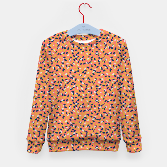 Miniaturka Sun-kissed Flowers in the Coral Gardens  Kid's sweater, Live Heroes