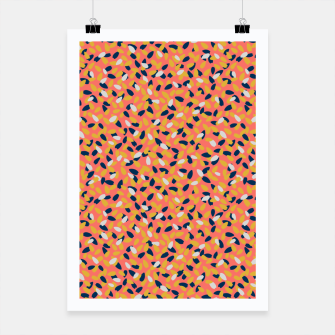 Miniaturka Sun-kissed Flowers in the Coral Gardens  Poster, Live Heroes