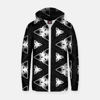 Edge Light Zip up hoodie thumbnail image