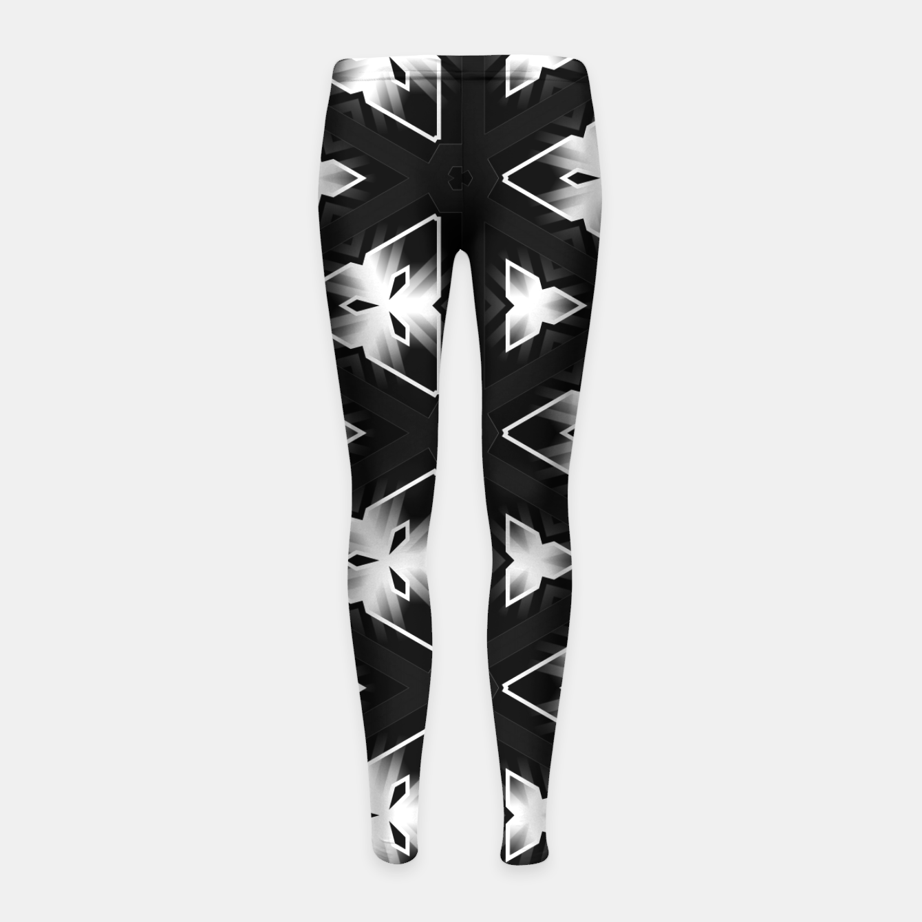Image of Edge Light Girl's leggings - Live Heroes