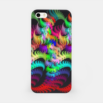 Thumbnail image of Fractal spirals iPhone-Hülle, Live Heroes