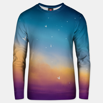 Thumbnail image of Sky Unisex sweater, Live Heroes