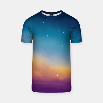 Thumbnail image of Sky T-shirt, Live Heroes
