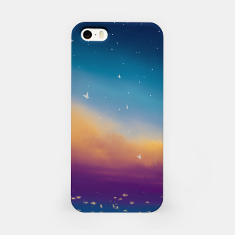 Thumbnail image of Sky iPhone Case, Live Heroes