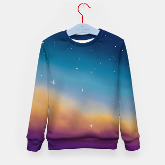 Thumbnail image of Sky Kid's sweater, Live Heroes