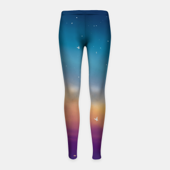 Thumbnail image of Sky Girl's leggings, Live Heroes