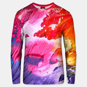 Thumbnail image of Watercolors Unisex sweater, Live Heroes
