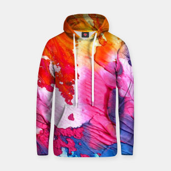 Thumbnail image of Watercolors Hoodie, Live Heroes