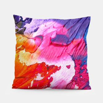 Thumbnail image of Watercolors Pillow, Live Heroes