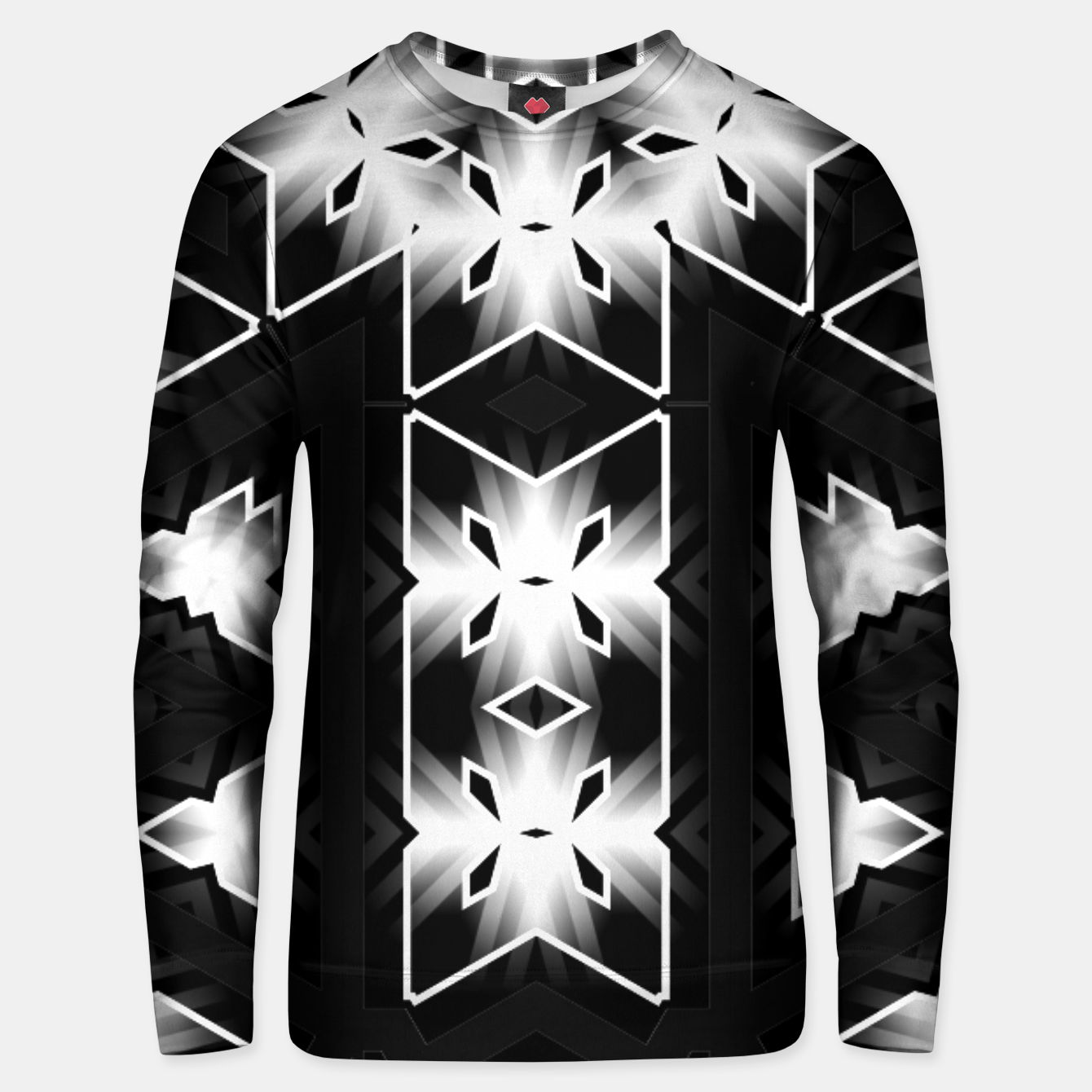 Image of The Edge Of Light Unisex sweater - Live Heroes