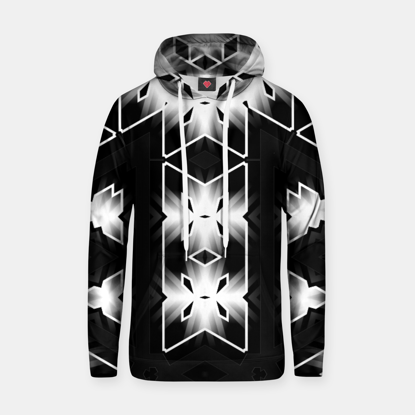 Image of The Edge Of Light Hoodie - Live Heroes