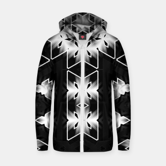 The Edge Of Light Zip up hoodie thumbnail image