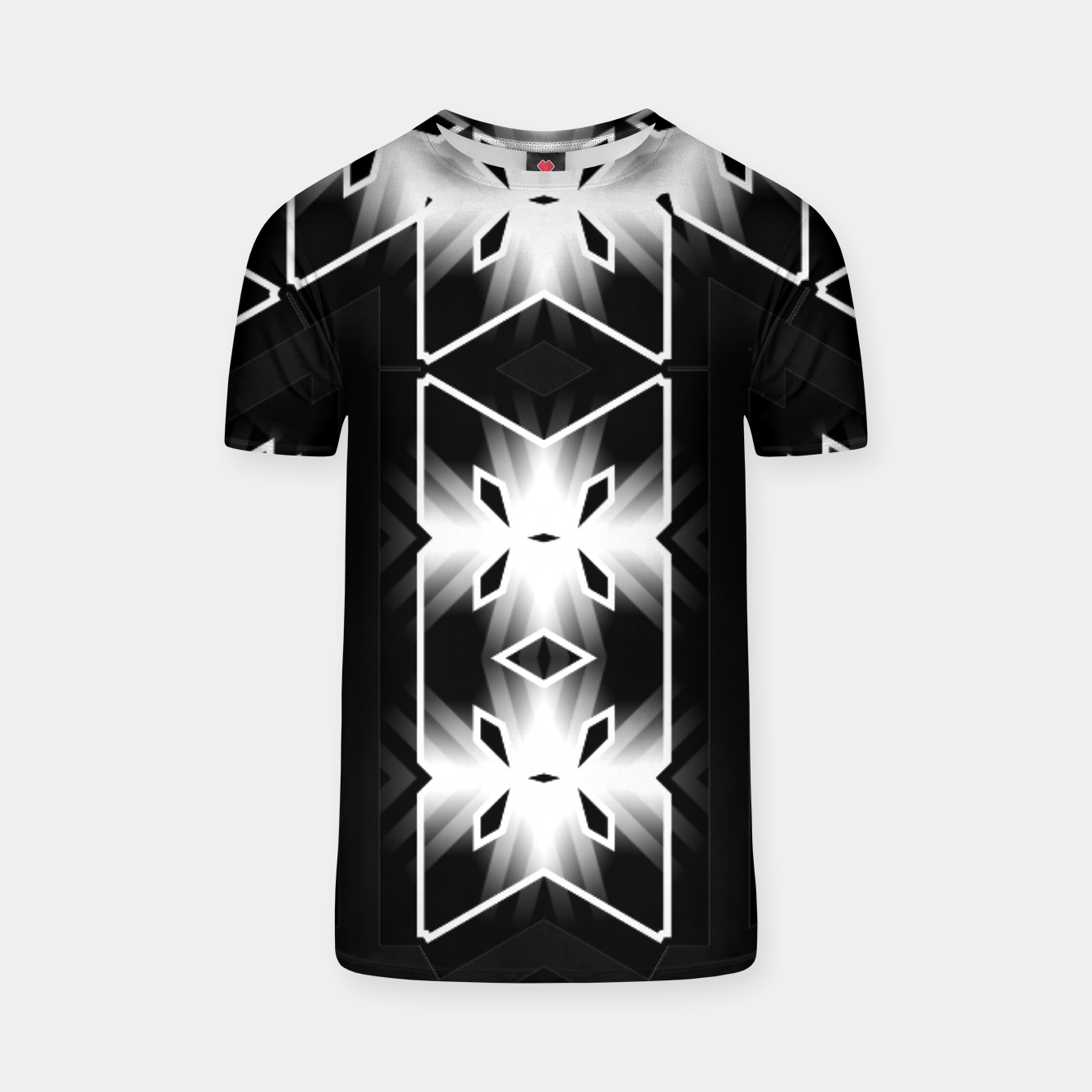 Image of The Edge Of Light T-shirt - Live Heroes