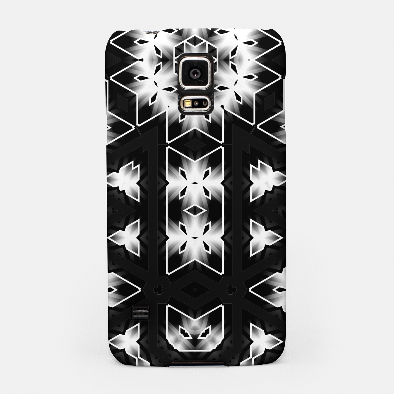 Image of The Edge Of Light Samsung Case - Live Heroes