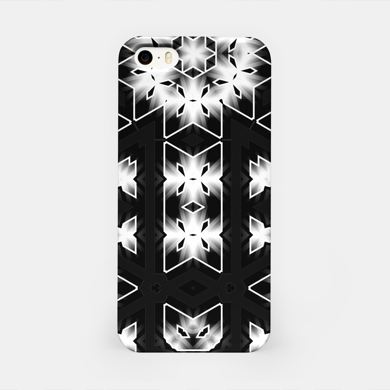 Image of The Edge Of Light iPhone Case - Live Heroes