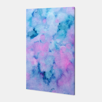 Thumbnail image of Mermaid Unicorn Abstract Painting #1 #ink #decor #art  Canvas, Live Heroes