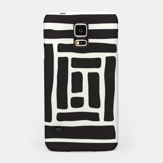 Thumbnail image of Geometric Tile Network Samsung Case, Live Heroes