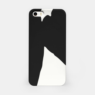 Thumbnail image of Black Coat iPhone Case, Live Heroes
