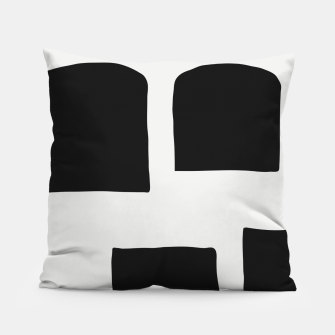 Thumbnail image of Odd Shapes In A Living Room Pillow, Live Heroes