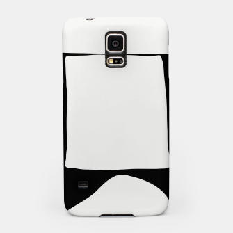 Thumbnail image of Black White Tabletop Samsung Case, Live Heroes
