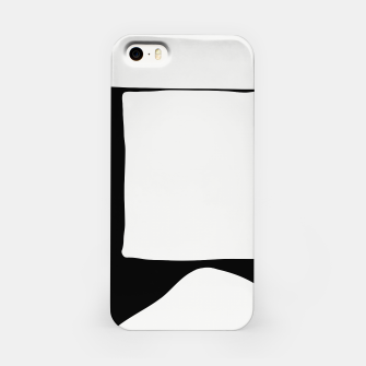 Thumbnail image of Black White Tabletop iPhone Case, Live Heroes