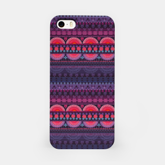 Thumbnail image of Tribal Pattern - 01 Sunset iPhone Case, Live Heroes