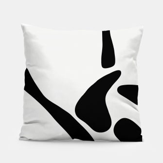 Thumbnail image of Human Body Shapes Pillow, Live Heroes