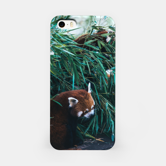 Thumbnail image of Red Panda iPhone Case, Live Heroes