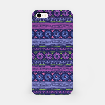 Thumbnail image of Tribal Pattern - 02 Violet iPhone Case, Live Heroes